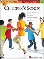 Children's Songs - Easy Piano CD Play-Along