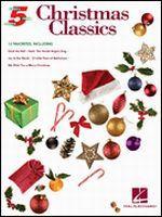 Christmas Classics - Five Finger Piano Songbook