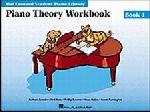 Hal Leonard Student Piano Library PIANO THEORY WORKBOOK BOOK 1