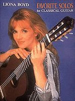 Favorite Solos For Classical Guitar