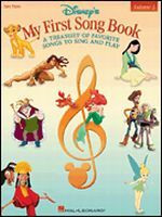 Disney's My First Song Book, Volume 2