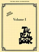 The Real Book - Volume 1, Sixth Edition, C Edition CD-ROM