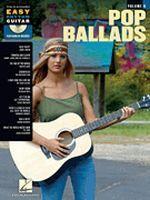Pop Ballads - Easy Rhythm Guitar Series