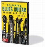 Beginning Blues Guitar - Rhythm and Solos DVD