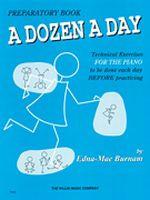 A Dozen A Day Preparartory Book Only