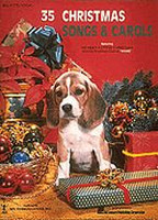35 Christmas Songs And Carols -  Big Note Songbook