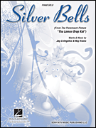 Silver Bells - Piano Solo Sheet Music