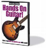 Hands On Guitar ! DVD - Interactive Method
