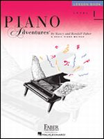Piano Adventures - Level 1, Lesson Book