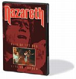 Nazareth - Hair of the Dog: Live from London DVD
