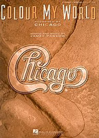 Colour My World by Chicago Sheet Music