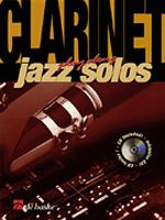 Clarinet Play-Along Jazz Solos