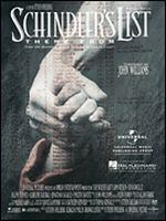 Theme From Schindler's List - Piano Solo Sheets