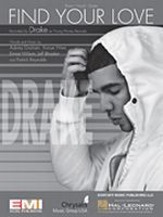 Find Your Love - Drake - Sheet Music