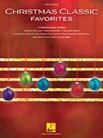 Christmas Classic Favorites - Piano Solo Songbook