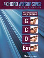4-Chord Worship Songs for Guitar