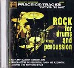 Rock for Drums and Percussion - Practice-Tracks Play with the Ba