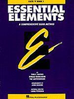 Essential Elements Book 1 - Trombone