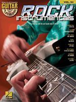 Rock Instrumentals - Guitar Play-Along Series