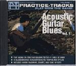 Acoustic Guitar Blues - Vol. 1 Practice-Tracks Play with the Ban