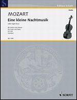EINE KLEINE NACHTMUSIK K. 525 - Violin and Piano