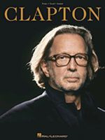 Clapton - Piano/Vocal/Guitar Songbook