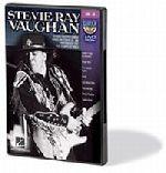 Stevie Ray Vaughan - Guitar Play-Along DVD