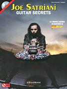 Joe Satriani - Guitar Secrets Book & CD