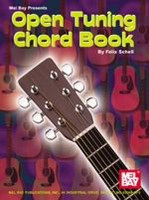 Open Tuning Chord Book
