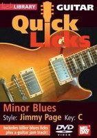 Quick Licks for Guitar - Jimmy Page DVD