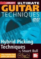 Ultimate Guitar Techniques: Hybrid Picking Techniques DVD
