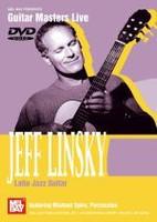 Jeff Linsky: Latin Jazz Guitar DVD