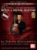 60 Tapping Licks for Contemporary Rock & Metal Guitar
