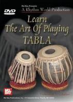 Learn The Art of Playing Tabla DVD