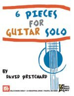 6 Pieces For Guitar Solo