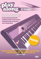 Playalong DVD - Learn To Play Keyboard 1