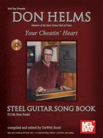Don Helms - Your Cheatin Heart - Steel Guitar Song Book