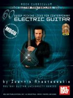 60 Sweep Picking Licks for Contemporary Electric Guitar