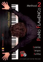 Piano Flamenco Method 2 Book/DVD Set
