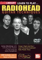 Learn to Play Radiohead Guitar Techniques DVD