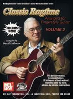 Classic Ragtime, Volume 2 - Arranged for Fingerstyle Guitar