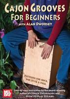 Cajon Grooves for Beginners DVD