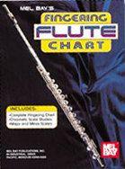 Mel Bay's Flute Fingering Chart