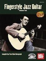 Fingerstyle Jazz Guitar Volume Two