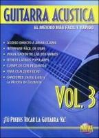 """T""""""""º Puedes Tocar la Guitarra Ya! Guitarra Acustica 3 DVD"""