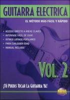 """T""""""""º Puedes Tocar La Guitarra Ya! Guitarra Electrica 2 DVD"""