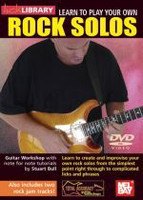 Learn To Play Your Own Rock Solos DVD