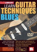 Learn Guitar Techniques: Blues DVD