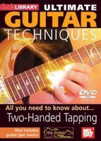 Ultimate Guitar Techniques: Two Handed Tapping DVD