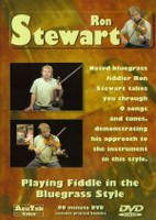 Ron Stewart: Playing Fiddle in the Bluegrass Style DVD